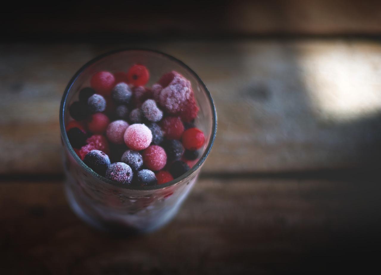 IQF Frozen Berries